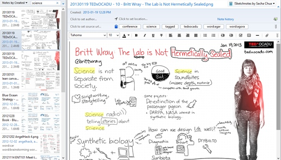 20130801 visual thinking search