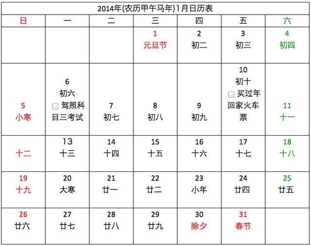 20140108 2014 plan-month