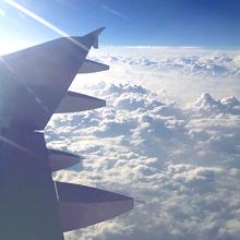 3 万英尺的高空,仅在「一步之遥」