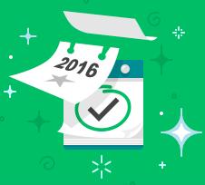 推荐收藏 | 2016 年最美月历