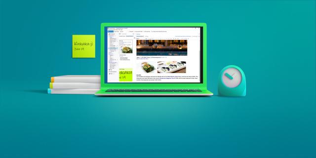 印象笔记(Evernote)全线登陆 Windows 应用商店及 Edge 浏览器