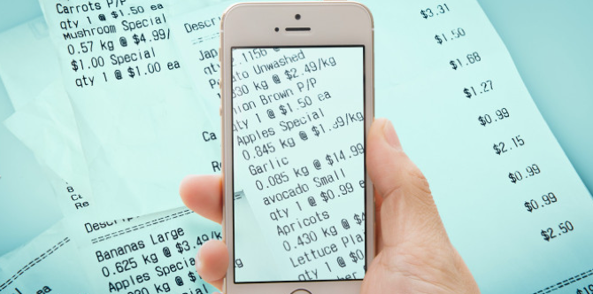 Evernote-Receipts