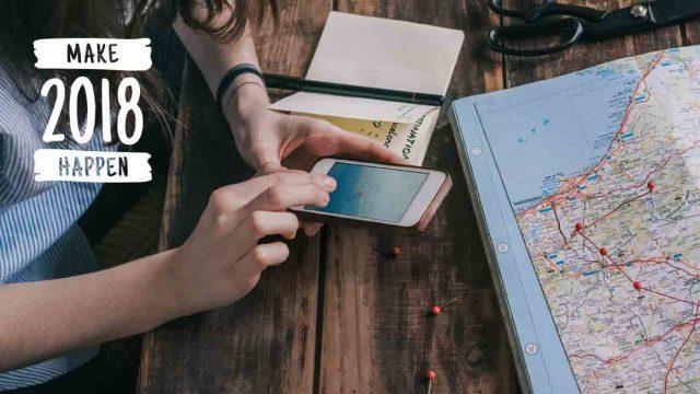 如何轻松搞定旅行攻略?